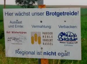 Regional ist nicht egal!